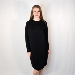 IMANIMO Maternity Ribbed Sweatshirt Dress NWT